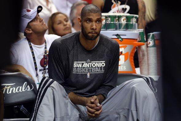 Tim Duncan y los Spurs querían repetir la sorpresa del juego 1.