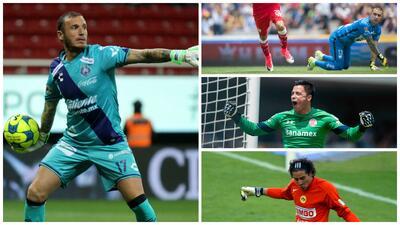 Saldívar, Campestrini y los errores imperdonables en las porterías de la Liga MX