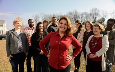 Elizabeth Guzman was the first Latina ever to run for a seat in Virginia...