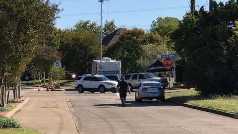 La policía de Richardson halló el cuerpo de un menor de co...