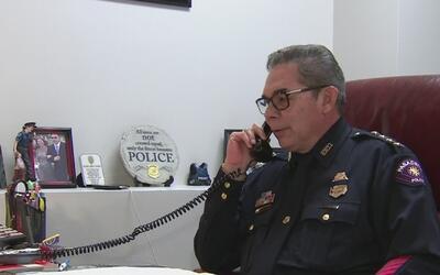 Primer jefe de policía hispano de Pasadena habla sobre sus planes para e...