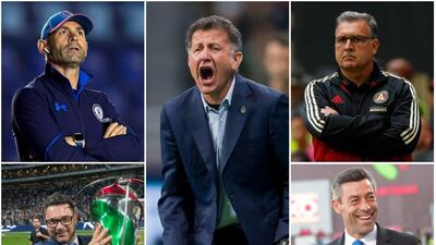 Candidatos, opciones polémicas y descartes que reemplazarían a Osorio en el Tri
