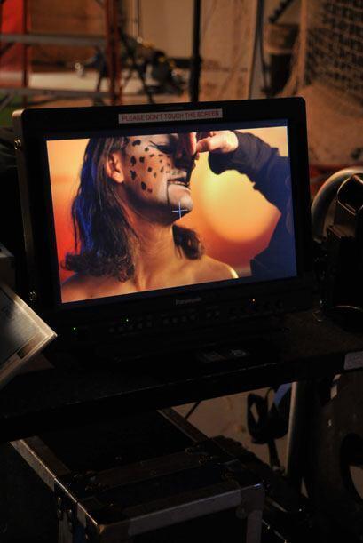 Las escenas se grabaron con mucho cuidado y el set fue ambientado como s...