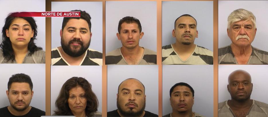 En fotos: Imputan a 43 personas vinculadas a red que traficaba droga en...