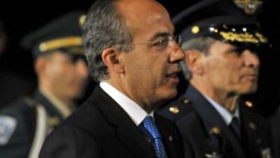 AI envió una carta abierta al presidente mexicano Felipe Calderón, en do...