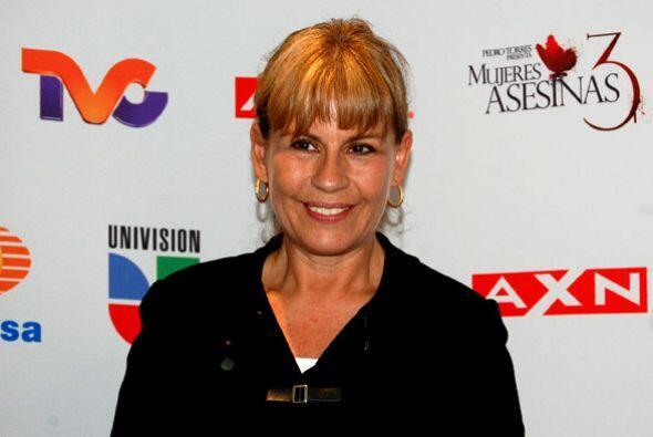 """Leticia Perdigón se encargó de interpretar a """"La Mataviejitas"""" en """"Mujer..."""