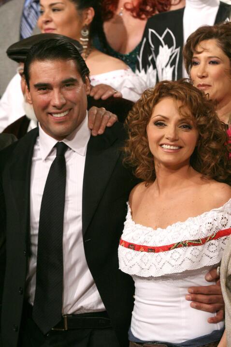 Eduardo Yáñez, entre el éxito de sus telenovelas y...