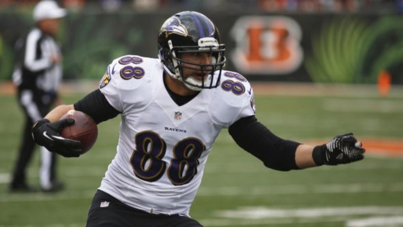 El regreso de Dennis Pitta a Ravens le da al mariscal de Baltimore más a...