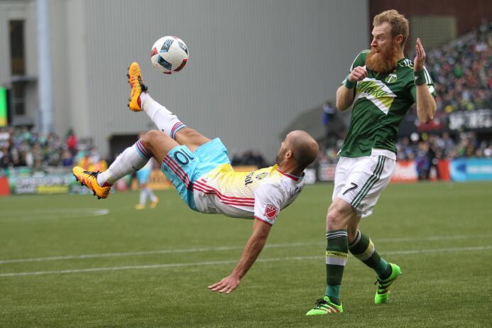 Las grandes imágenes que dejó la Jornada inaugural de la MLS USATSI_9163...