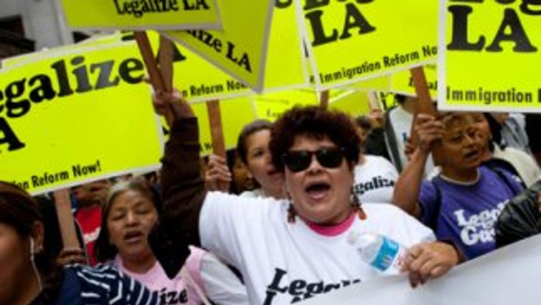 Los 11 millones de indocumentados que viven en Estados Unidos fueron olv...