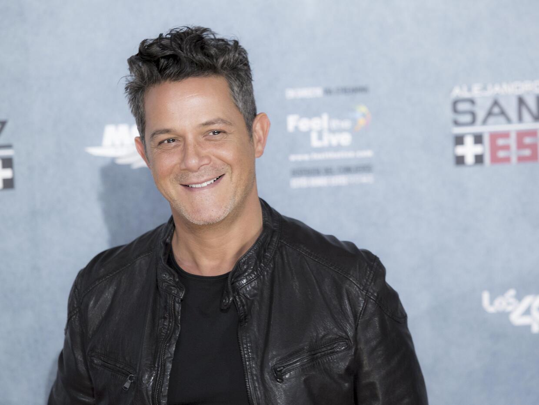 Alejandro Sanz nombrado Persona del Año 2017 para Latin GRAMMY