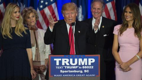 Donald Trump es opacado por Jeb Bush