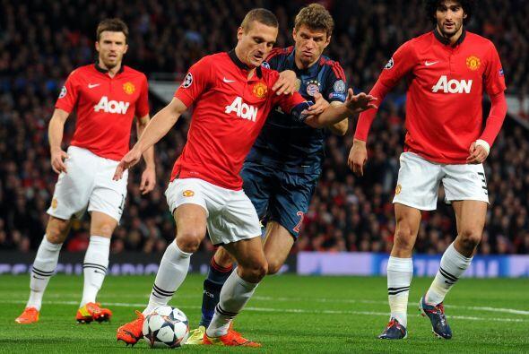 El United pareció tener mayor orden a comparación de sus últimas actuaci...