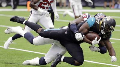 Jacksonville vs. Texans