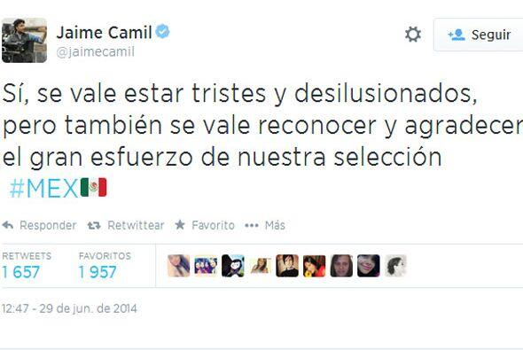 Muchas celebridades, no sólo mexicanas, expresaron su disgusto y desacue...