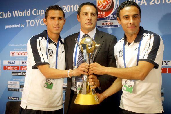 El torneo presenta una fuerte dominación de los equipos europeos y sudam...