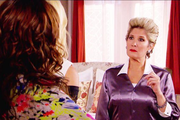 Greta lo echó de la mansión por ocultarle tu relación con Salvador. Y no...