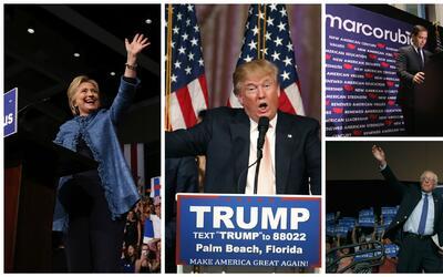 Resumen de las primarias en la Florida