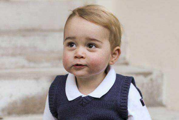Los duques de Cambridge han liberado tres imágenes nuevas de su adorable...