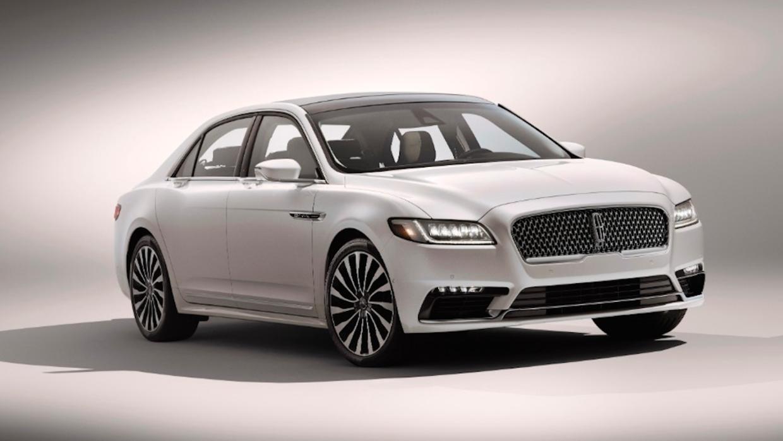 ¿Tendrá el Lincoln Continental 2017 lo que hace falta para hacerle honor...