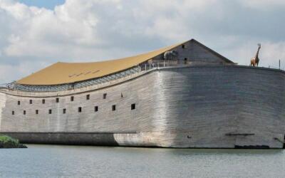 """El """"Arca de Noé""""."""