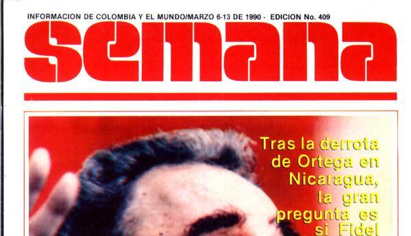 Edición de la revista Semana con los reportajes especiales en Cuba.
