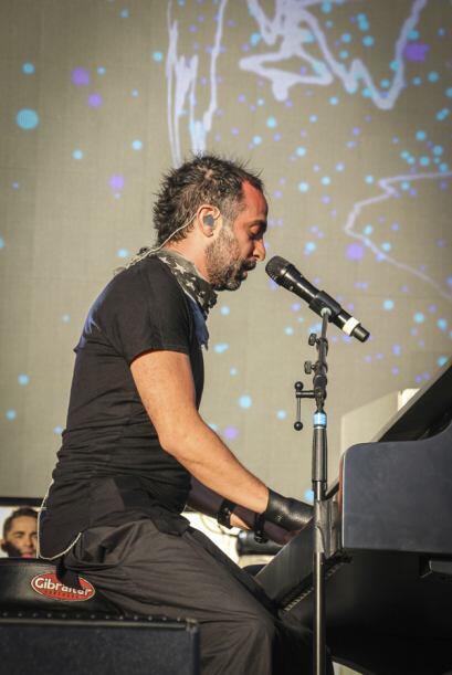 El toque romántico del Uforia Music Festival estuvo a cargo de Camila.