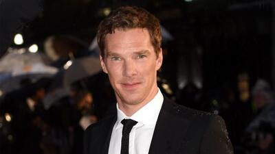 Benedict Cumberbatch anunció su compromiso matrimonial con Sophie Hunter...