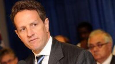 Desempleo en EU podría aumentar aún más antes de retroceder, dice Geithn...