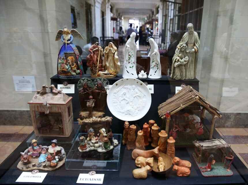 En Lima (Perú) se puede ver expuesta hasta el 15 de enero la colección d...