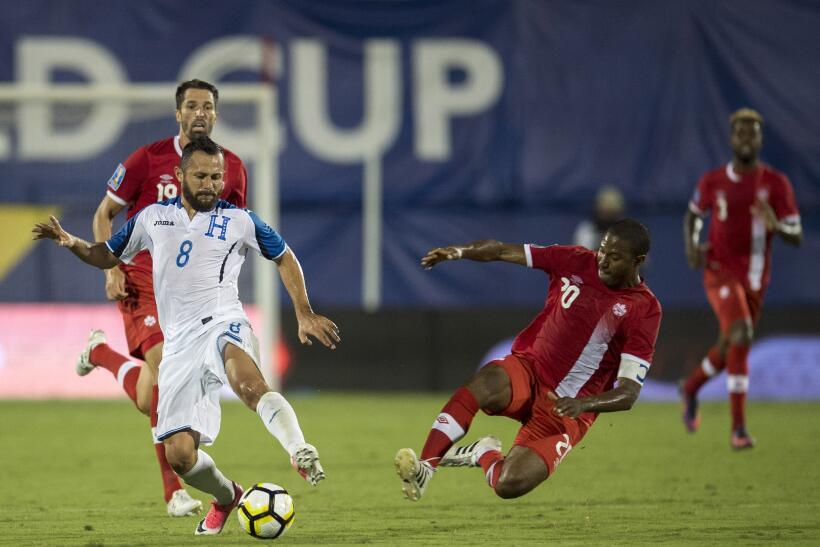 El Salvador se dejó empatar 1-1 por Jamaica y va contra Team USA 2017071...