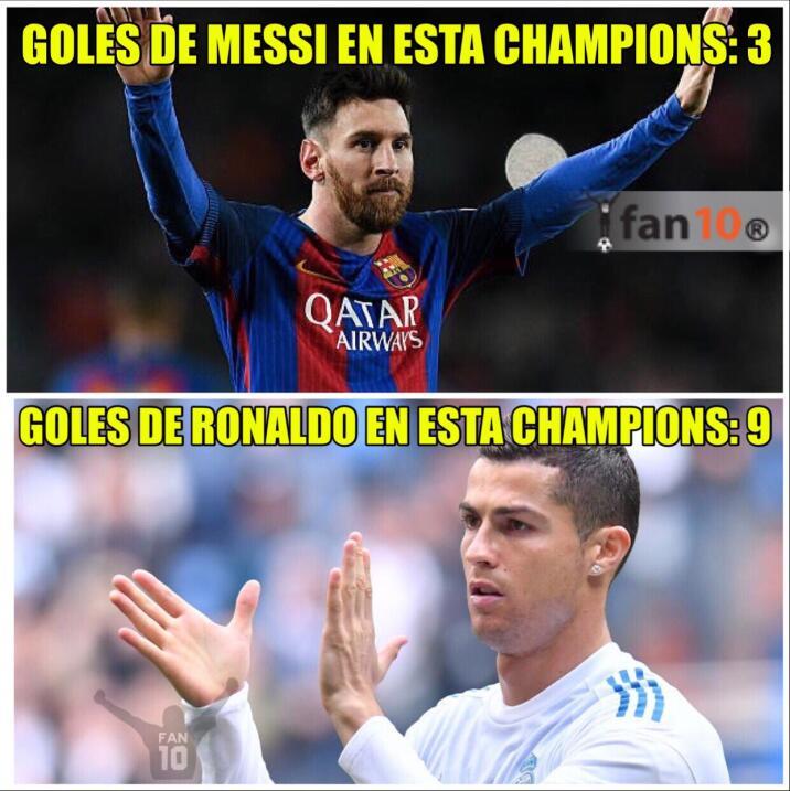 Cristiano quiere mantener la 'pelea' con Messi dqzifaqvqaax8evjpg-large....