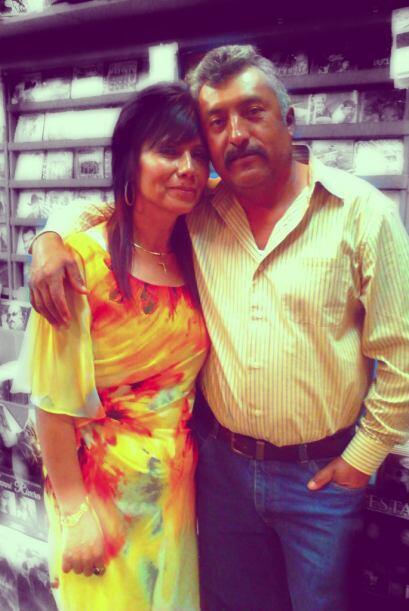 Diana Ramírez nos envió esta bonita foto de sus padres, María Franco y J...