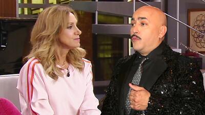 """""""Poco a poco Lupillo"""": Lili Estefan le pide al hermano de Jenni Rivera una disculpa para nuestra reportera"""