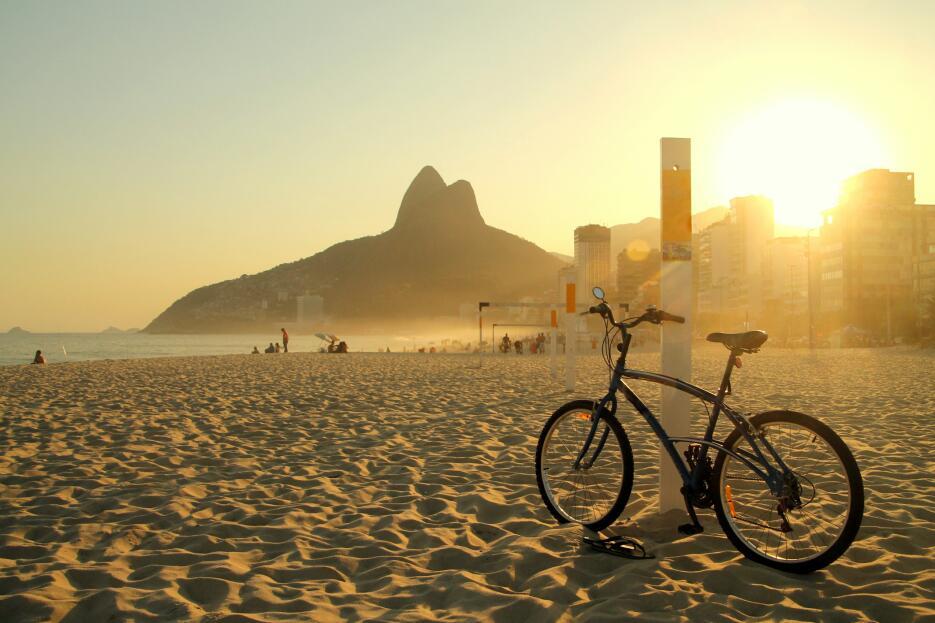 Las diez ciudades latinoamericanas que más usan bicicletas iStock-483076...