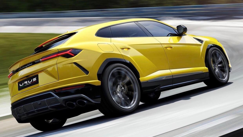 Con 7.45 libras por caballo de fuerza, la Lamborghini Urus  cuenta con l...