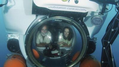 Un nuevo pez con nombre de submarino
