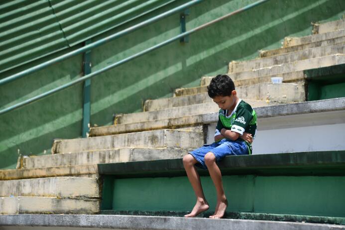 Chapecoense, un año después: la vida después de un cuento de hadas con f...