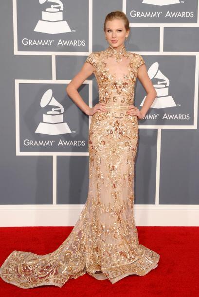 Por algo Taylor Swift siempre está en la lista de las mejores vestidas,...
