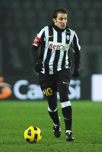 Uno de los talentosos jugadores de los últimos tiempos es Alessandro Del...