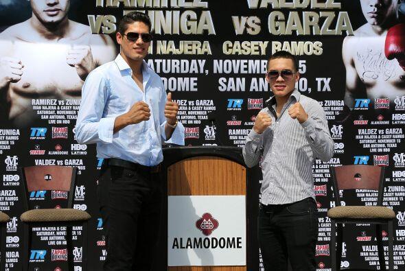 Gilberto 'Zurdo' Ramírez y Oscar Valdez representarán al b...