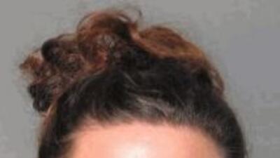 Shellie Zimmerman, de 25 años, fue acusada con este cargo por dar un tes...