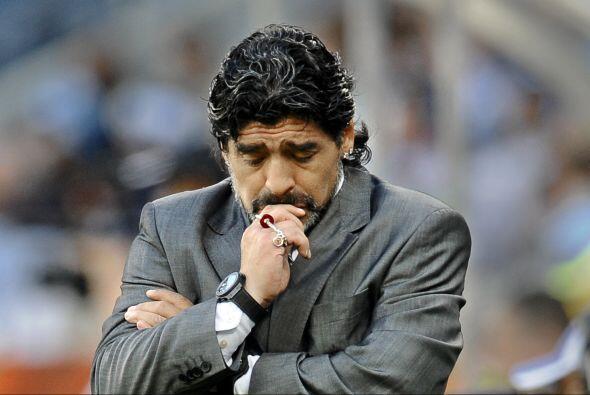 ''Estoy desesperado, daría la vida por ser entrenador'': Diego Maradona...