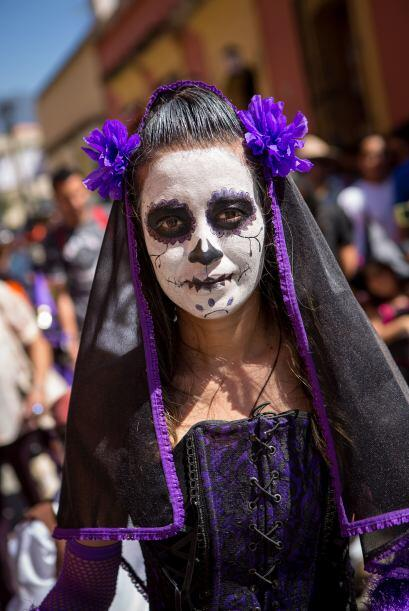 La celebración del Día de Muertos se prolonga varias jornadas, el 1 de n...
