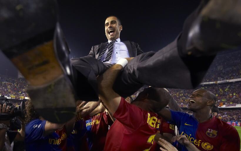 Los 'mandamientos' de Pep Guardiola con el Manchester City copa-del-rey-...