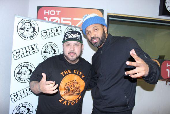 Mike Epps Interview  - Hot 105.7 - 100.7
