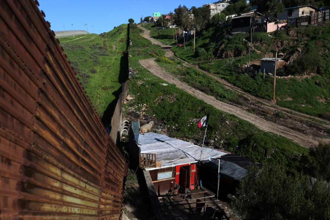 Casas en la frontera 1