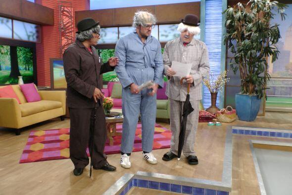 Paul Stanley llegó con su buen humor a Despierta América para transforma...