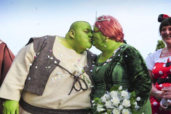 Amanda y Nathan sabían que debían hacer algo muy especial...