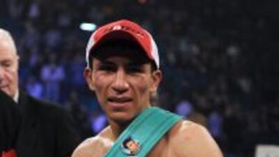 Juan Carlos Burgos.